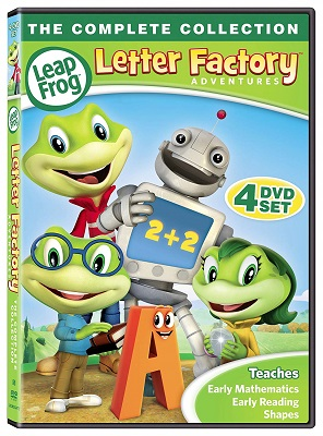 Letter Factory Adventuresシリーズ